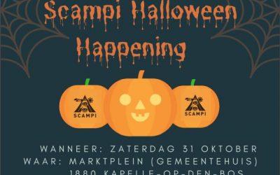 Zaterdag 31 oktober 2020 – Halloween wandeling